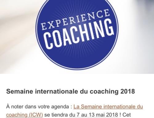 Semaine Internationale du Coaching